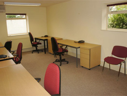 4-5 Person Office at Henleaze House