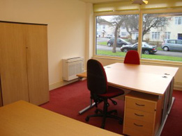 3 Person Office at Henleaze House